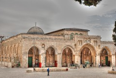 Al-Aqsa Mosque, Old City, East Jerusalem, Occupied Palestine in HDR (jadallah) Tags: life travel summer vacation art beauty freedom justice truth peace palestine westbank refugee refugees muslim islam jerusalem middleeast mosque tourist arabic arab dignity oldcity mosques gaza discrimination apartheid palestinians checkpoint alaqsa palestinian occupation intifada فلسطين haramessharif israelsapartheidwall israelicheckpoint jadallah faceofpalestine ©jadallah zionistnaziisrael