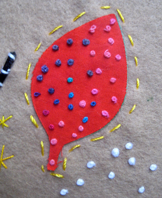 french knot b