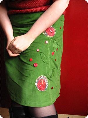 Klimt Skirt