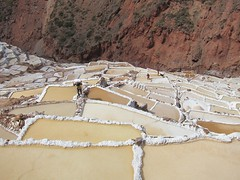 Maras Salt Pans