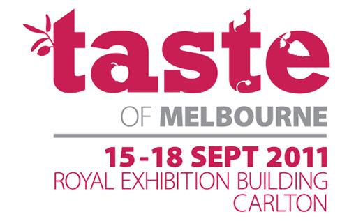 Taste of Melbourne 2011 Logo