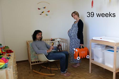 wee grub: 39 weeks