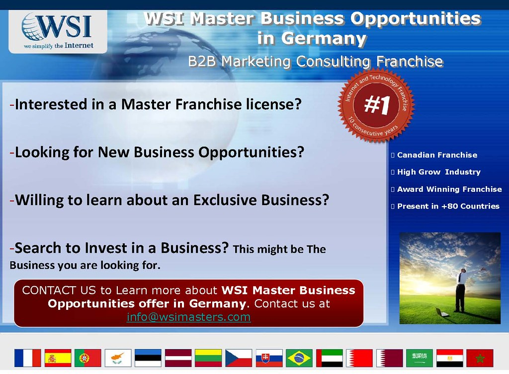 NATIONAL FRANCHISE AND BUSINESS OPPORTUNITY SHOW ...
