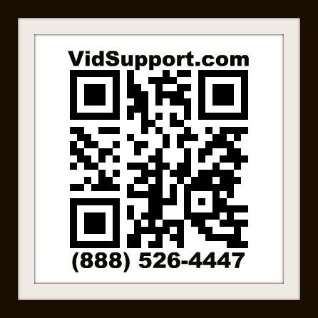 VidSupport by MattsLens