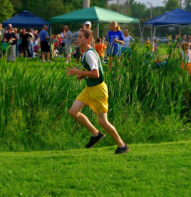 Noah Runs September 8, 2011