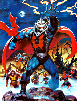 Monster Brains - Masters Of The Universe Preview Image