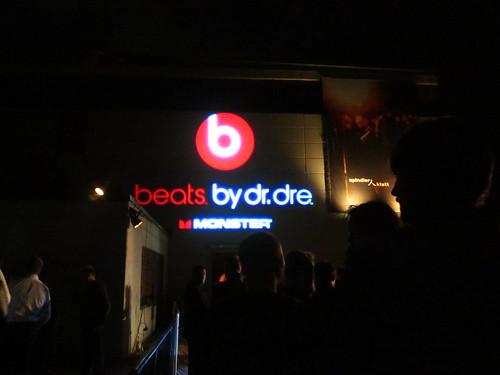 Beats by Dr Dre event at Spindler & Klatt, Berlin