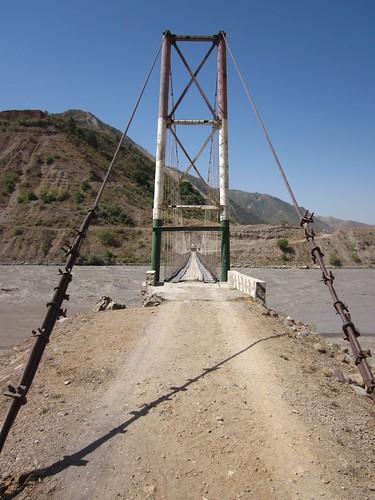 A car bridge