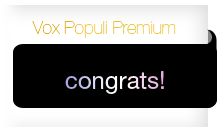 Vox Populi Premium - 3 or more awards