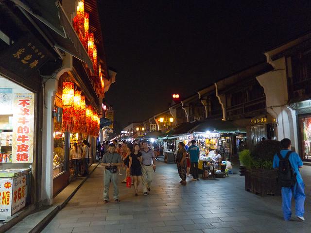 杭州 繁華街