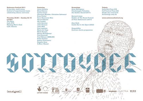 Sotto Voce 2011