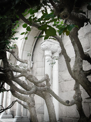 Detail from the Cloisters