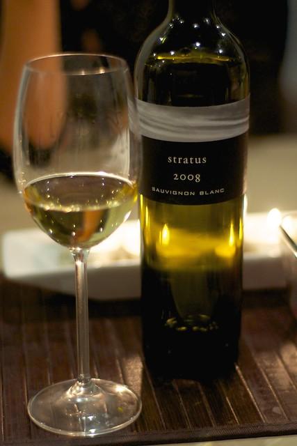 2008 Stratus Sauvignon Blanc