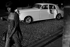 (this is for Antonis Bultadakis, a great teacher, http://antonis-bultadakis.blogspot.com ) (ngravity) Tags: street sunset bw woman canon blackwhite sweden stockholm candid streetphotography limo nocrop gsp stadshus kungsholmen eos50d thedefiningtouch deftouch makrygiannakis