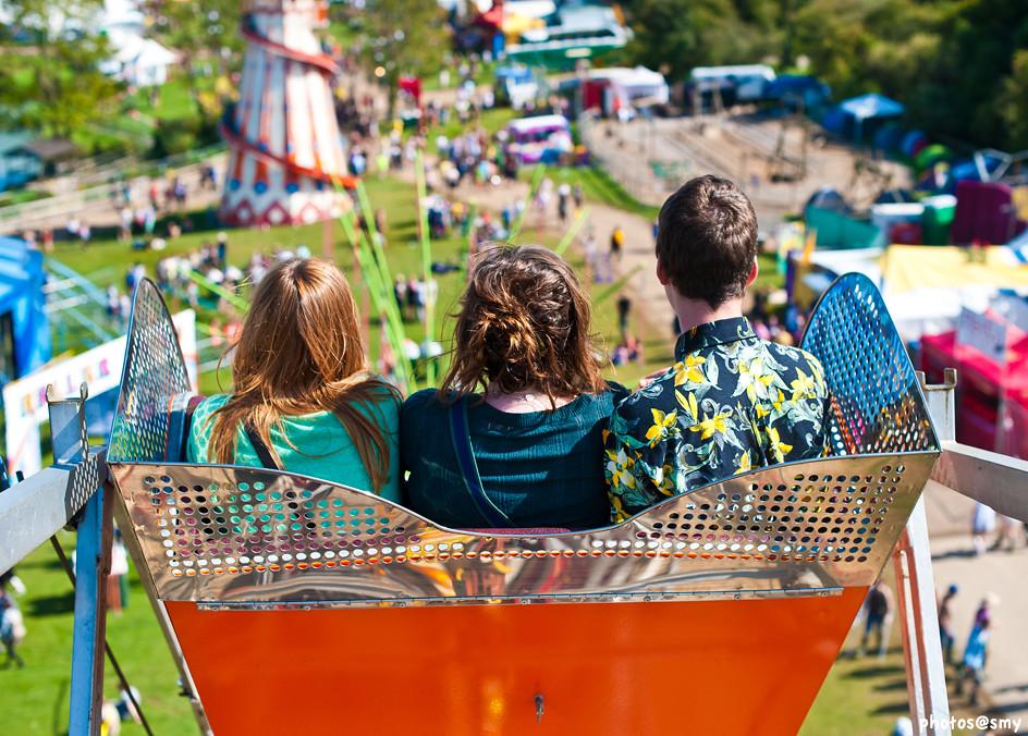 Bestival Festival 2011
