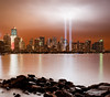 Tribute in Light 2011: The Tenth Anniversary of 9/11 (DP|Photography) Tags: newyork worldtradecenter 911 wtc tributeinlight nineeleven