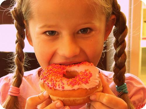 Dunkin' Donuts!