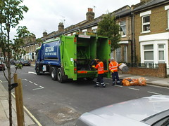 Shepherds Bush Dustcart