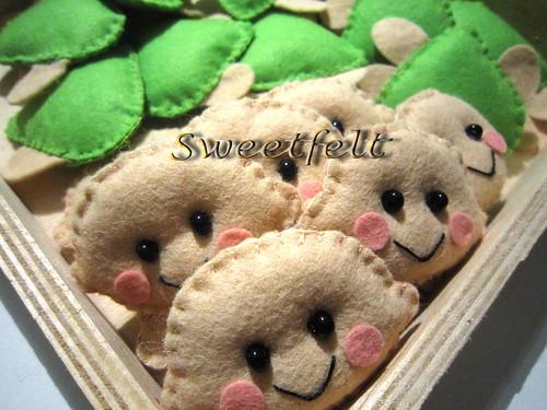 Psssiiiiuuuuu.... :) by sweetfelt \ ideias em feltro