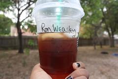 Starbucks cup (  i  ) Tags: food orange coffee sex canon yum tea harrypotter starbucks babydaddy futurehusband rupertgrint canonrebelxs