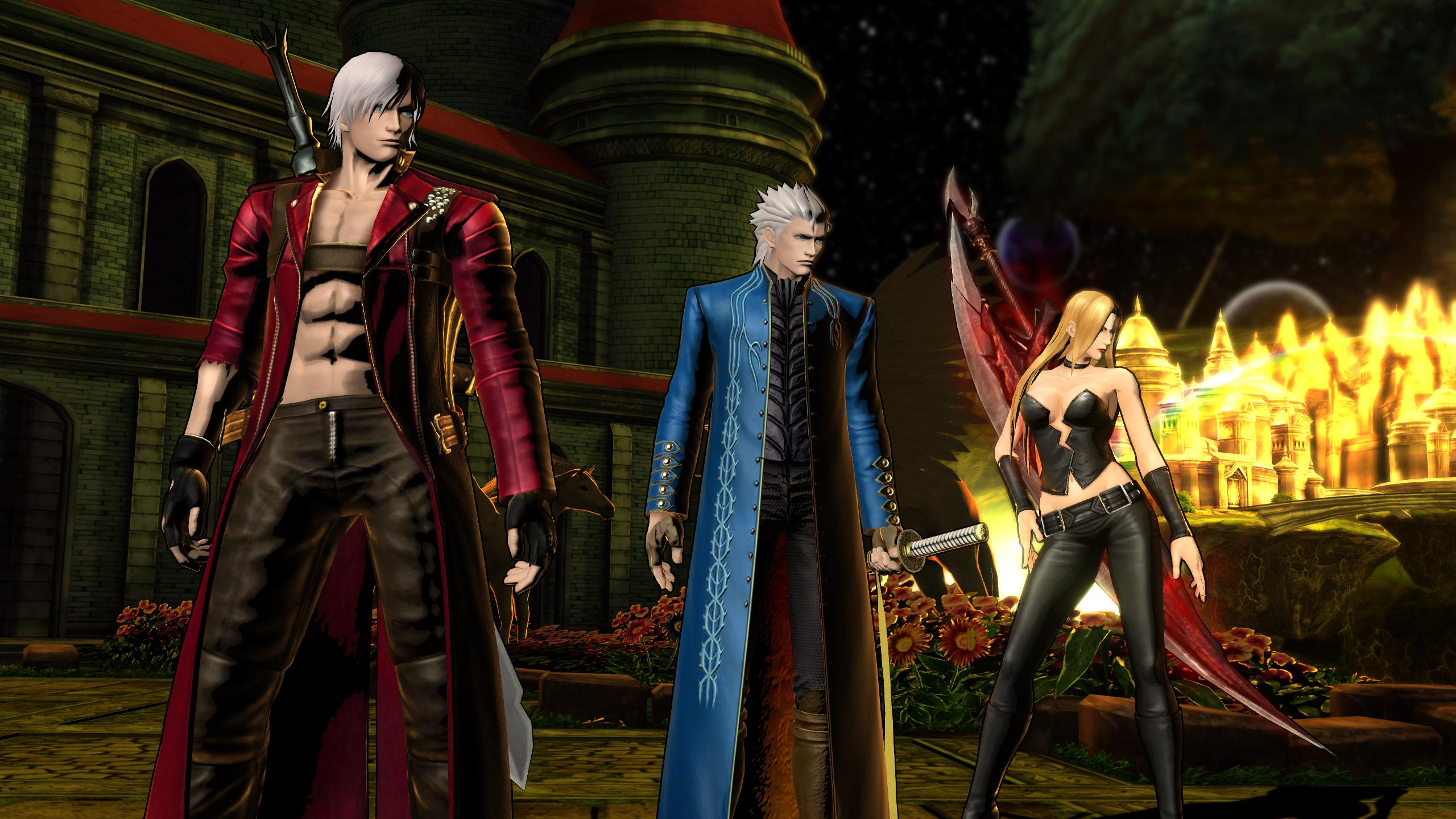 Vergil dans Ultimate Marvel vs. Capcom 3 6151118886_a5a0ff1614_o