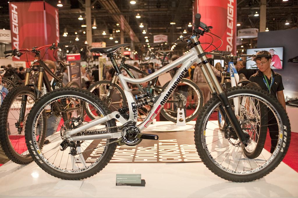 Prototype Diamondback DB4L DH bike