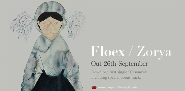 Floex – Casanova (Image hosted at FlickR)