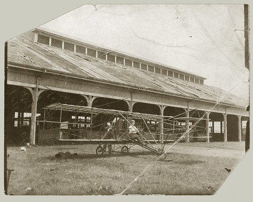 Early Flying Machine