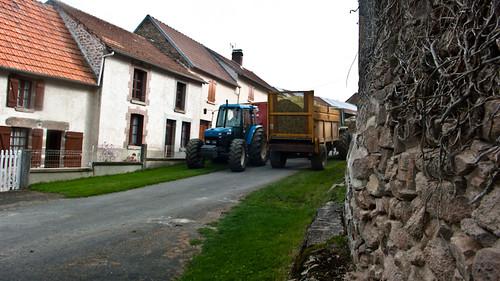 France, tractors