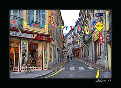 Rue de la Raillre (innaakki) Tags: pyrenees adarra cauterets 2011 iraila pirineoak