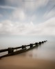 d r e a m (Scott Howse) Tags: uk longexposure sea england sky coast seaside resort lee dorset filters groyne swanage graduated nd110 09h