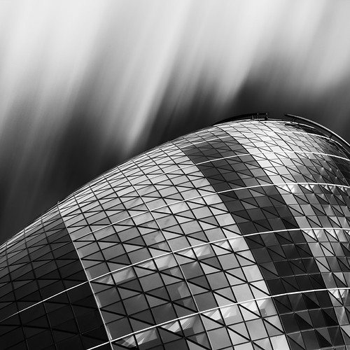 30 St Mary Axe by benjeev