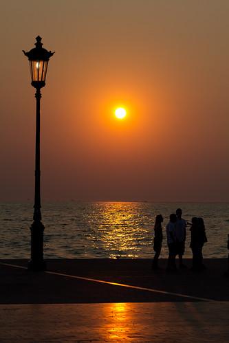 Salonicco, Sunset o Tramonto?!?!