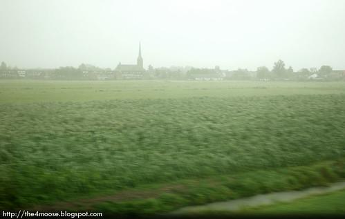 Thalys 9323 - Netherlands