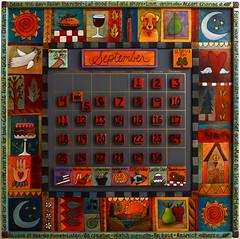 Sticks Calendar CAL001 at Smith Galleries D7_00001410