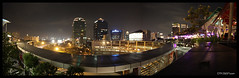 'Jakarta by Night' Panorama (otk-dsign.com) Tags: city panorama night indonesia java id jawa indonesie idr jkarta