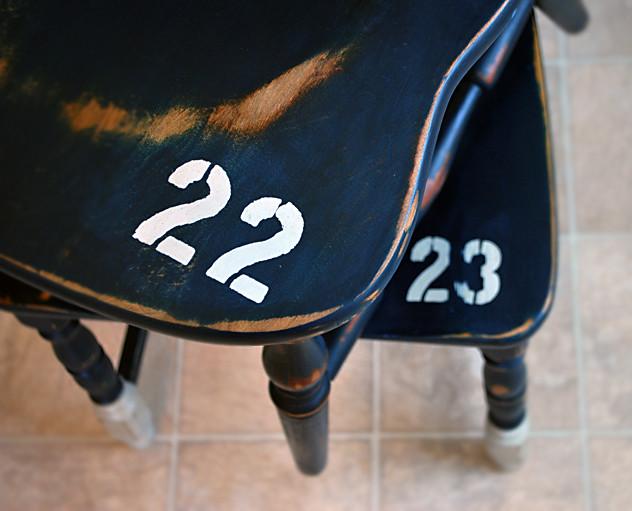 22 & 23 Chairs (sneak peek)