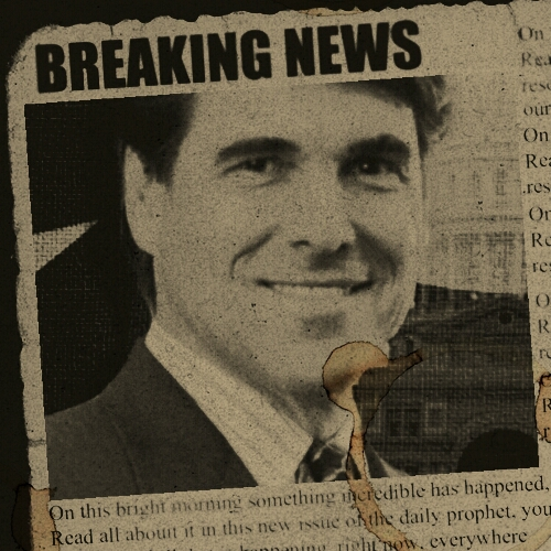 Rick Perry announces run for president