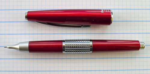Pentel Sharp Kerry Mechanical Pencil 0.5mm Close Up