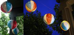 Beach Ball Lanterns 9