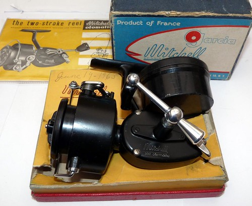 Early Spinning reel