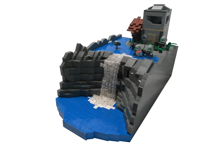 Waterfall Outpost 3