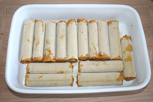 38 - Cannelloni einlegen