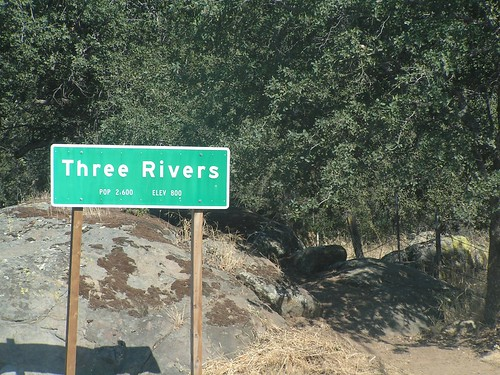 Three Rivers, CA