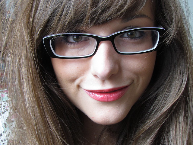Cosmopolitan frames from Glasses Direct