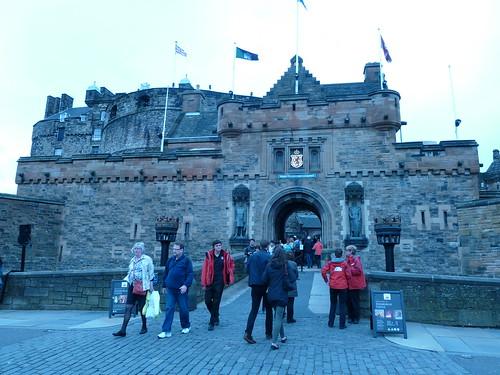 Edinburgh Castle, Royal Mile