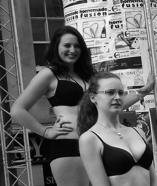 Fringe on the Royal Mile 2011 102