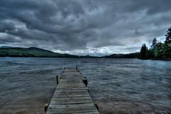Angry Lake (irresolut) Tags: adirondacks silverlake ausableforksny douglasresortandcampground