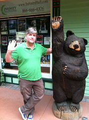 King. Bear.