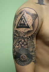 abstrato 2 (taiom) Tags: braslia brasil tattoo df vanguard tatuagem taiom